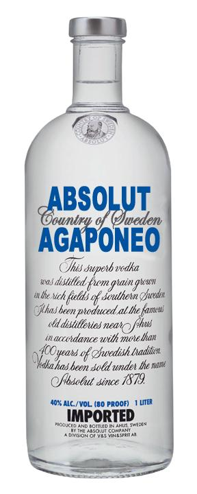 Absolut Agaponeo